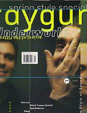 UNDERWORLD Raygun Magazine 3/99 #65 BEN LEE SPARKLEHORSE