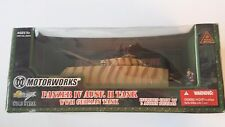 Motorworks 1/32 Scale German Panzer IV AUSF. H Tank with 2 Figures WWII NISB!