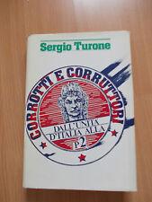 CORROTTI E CORRUTTORI - Sergio Turone