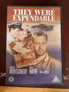 they were expendable dvd In Very Good Condition