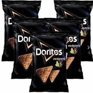 Doritos INCOGNITA Mexican chips Sabritas 5 BAGS,(62 G)