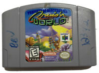 Cruisin Cruis'n World (Nintendo 64 N64, 1998) - Authentic - Cleaned and Tested