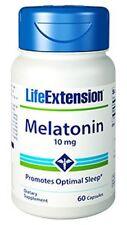Melatonin (10 mg) - Life Extension - 60 Capsules