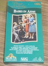 VHS Movie - Classic Collection: Babes in Arms