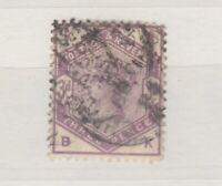 GB QV 1883 3d Lilac SG191 Fine Used J4917
