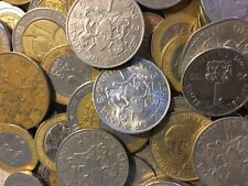 100 Gramm Restmünzen/Umlaufmünzen Kenia