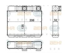 RADIATORE RISCALDAMENTO BMW 3 (E46) BHER