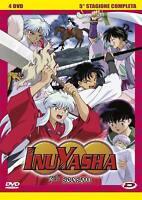 525983 791979 Dvd Inuyasha - Stagione 05 (Eps 105-130) (4 Dvd)