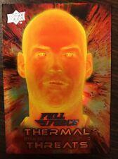 15-16 UD Full Force Hockey Thermal Threats Ryan Getzlaf #TT-RG