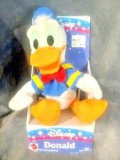 Donald Duck Stuffed Plush Doll By Mattel Kids Toy Animal Vintage