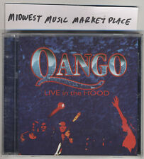 Qango - Live In The Hood - Rare OOP CD - Brand New!! - John Wetton Carl Palmer