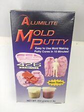 Alumilite Mold Putty Casting Kit  Non toxic Rubber Mold Kit
