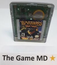 Warriors of Might and Magic (Nintendo Game Boy Color, 2000) New Battery