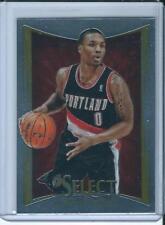Panini Portland Trailblazers Basketball Trading Cards
