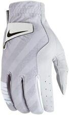 Nike Tech Golf Men Right Hand Glove Regular White Grey Size M/l Gg0517-101