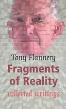 Fragments of Reality: Collected Writings, , Tony Flannery, Very Good, 2009-07-08
