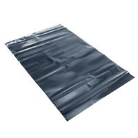 Hangerworld™ 350 x 500mm Large Grey Waterproof Mailing Postal Parcel Order Bags