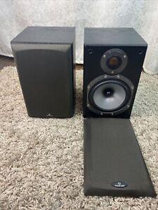 Monitor Audio Bronze BR1 Bookshelf Speaker's Black