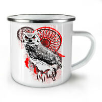 Dream Catcher Owl Animal NEW Enamel Tea Mug 10 oz | Wellcoda
