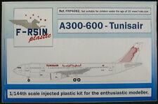 F-RSIN Models 1/144 AIRBUS A300-600 Tunisair