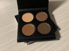 Makeup Geek Promise Eyeshadow Quad NIB Grandstand Peach Smoothie Full Size