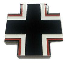German Panzer Battle Cross Medal Car Badge Auto Motorcycle Biker Emblem Sticker