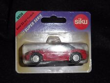 Siku 0850 BMW Z3 Hard Top Red German Toy 3""