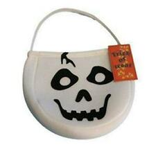 Halloween Skull Shaped Trick or Treat Bag