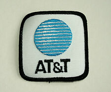 Vintage AT&T Telephone Cloth Patch NOS Early 1980s Style Logo