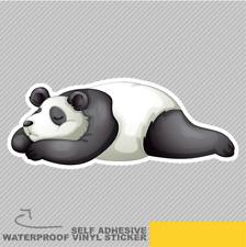 Cute Panda Cartoon Bear Animal Vinyl Sticker Decal Window Car Van Bike 1995