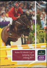 NEW SEALED DVD FEI WORLD CUP JUMPING FINAL LEIPZIG 2011