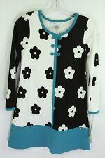 Bonnie Jean Dress Girls Size 14 Floral Mod Retro 1960s Style Pullover NWT J