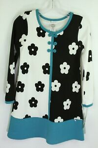 Bonnie Jean Dress Girl's Size 14 Flower Floral Print Pullover Nwt