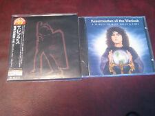 T.REX ELECTRIC WARRIOR JAPAN REPLICA EXACT TO ORIGINAL LP IN A OBI CD +BONUS CD