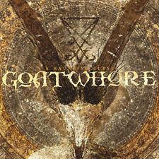 Goatwhore – A Haunting Curse LP / Ltd Ed Gold Vinyl (2014) Black Death Metal