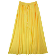 "20"" Child Yellow Cape ~ HALLOWEEN SUPERHERO, RENAISSANCE, COSPLAY KID COSTUME"