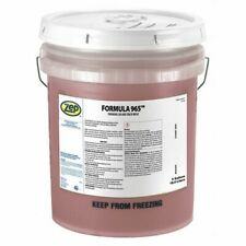 Zep 51733 35 Lb Heavy Duty Powdered Car And Truck Wash Pail Pink Formula 965