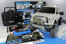 Tamiya 1/10 R/C Toyota Tundra w/ MFC-02 Light Sound Unit Battery Complete Kit