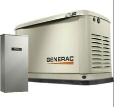 Generac Guardian Air-Cooled Home Standby Generator 16 kW 200 AmpTransfer Switch