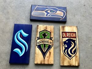 Sounders fc Sign