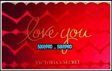 VICTORIA'S SECRET PINK HEART LOVE YOU LINGERIE RARE COLLECTIBLE GIFT CARD