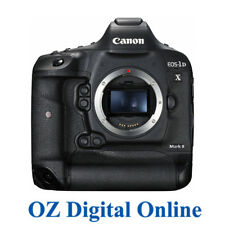 New Canon EOS 1D X Mark II 1Dx Mk 20.2MP Digial SLR Camera 1 Year Aust Wty