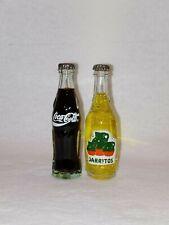 Rare Mini Bottle JARRITOS Pineapple from Mexico. Miniatures Coca Cola
