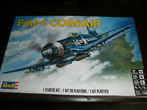 1/48 F4U-4 CORSAIR US Marines Fighter/Bomber by Revell