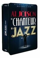 LE CHANTEUR DE JAZZ STEELBOOK ULTIMATE BLU RAY + DVD  NEUF SOUS CELLOPHANE