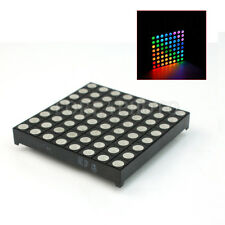 Matrix 8x8 RGB LED Full Color Dot Square Display 60x60mm Common Anode Arduino