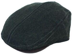 Wool Blend Ivy Scally Cap Herringbone Winter Newsboy Flat Driver Irish Style Hat