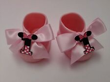Minnie Mouse 1st Birthday Party Favor or decorations 24pcs Girls fillable Shoes.