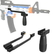 MenGun MOD Pump Kit Vertical Grip Tactical Rail for Nerf RETALIATOR Modify Toy