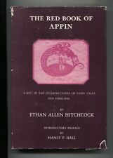 The Red Book of Appin Key to Folklore Ethan Allen Hitchcock Instock Hback 1977